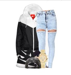Simple and cute nike