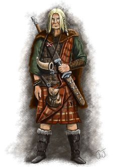 Celtic warrior by jcjacobsson on deviantART