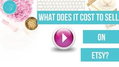 What Does it Really Cost to Sell on Etsy? #etsy #etsyseller #Etsysales #...  GOOD