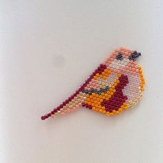 Mon petit oiseau à la lumière du jour Merci @rose_moustache pour ton…