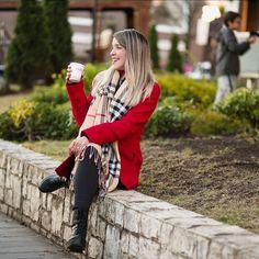 Vai um chocolate quente?  #gramado #chocolatequente #serragaucha #gramadors #fotosemgramado #fotografaemgramado #fotografoemgramado Red Leather, Leather Jacket, Jackets, Fashion, Hot Chocolate, Studded Leather Jacket, Down Jackets, Moda, Leather Jackets