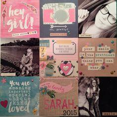 Hey+Girl! - Scrapbook.com