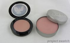 MAC Marilyn Monroe The Perfect Cheek Review, Swatches, Comparisons