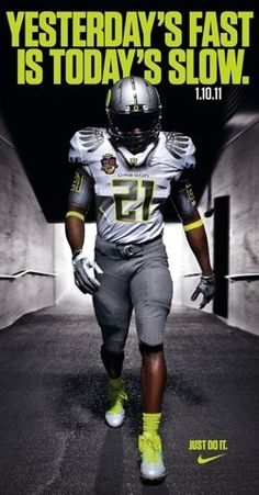 Two very powerful Oregon brands combined  the Oregon Ducks football team  and Nike e0b3c3096