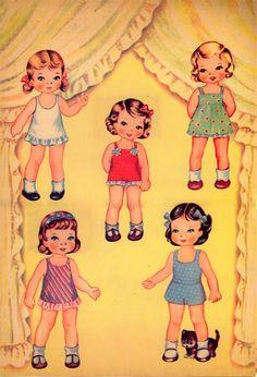 Paper Dolls~Doll House - Bonnie Jones - Picasa Web Albums