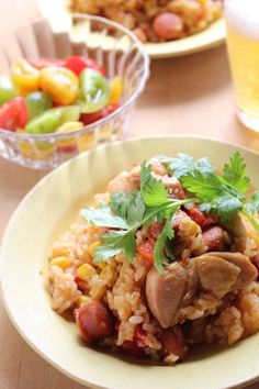 メキシカン炊き込みごはん by もりもん | レシピサイト「Nadia | ナディア」プロの料理を無料で検索
