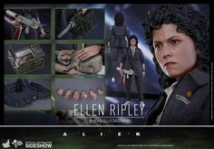 Alien Ellen Ripley Sixth-Scale Figure