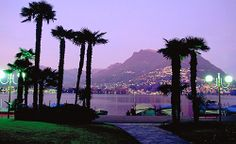the city of Lugano/Switzerland is known for the italian lifestyle with swiss stableness ;-)