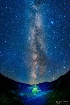 Milky Way by MUNEO ABE - Photo 197893109 / 500px