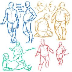 Best how to draw body figures character design 39 Ideas Human Figure Drawing, Figure Drawing Reference, Body Reference, Body Drawing, Anatomy Drawing, Art Reference Poses, Anatomy Reference, Art Poses, Drawing Poses