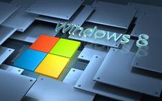 Windows 8 3D Wallpapers