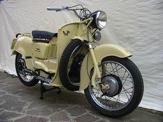 1955 192cc Moto Guzzi Galletto