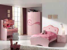 Etagenbett Geko Rosa : Jugendzimmer wunderland 8tlg. #möbel #kinderzimmer möbel