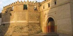 Bab el Okla, our gate to the medina of Tetouan - Moroccan Corridor