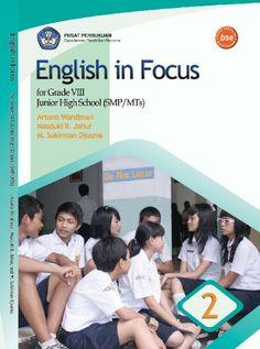 Download Buku Siswa KTSP SMP dan MTs Kelas 8 English in Focus