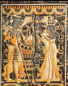 *EGYPTIAN TREASURY