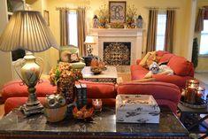 Fall Living Room