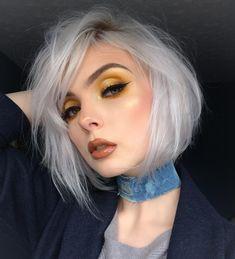 Makeuphall: The Internet`s best makeup, fashion and beauty pics are here. Makeup Inspo, Makeup Art, Makeup Inspiration, Hair Makeup, Cute Makeup, Gorgeous Makeup, Makeup Looks, Eyeshadow Looks, Eyeshadow Makeup