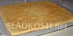 Rozpočet: Piškot: 6 žloutků, 120 g krupicového cukru, 3 lžíce horké vody, 2 vrchovaté lžíce meruňkového džemu, 120 g hladké mouky, špetka prášku do pečiva, 30 g strouhaného kokosu, 6 bílků, špetka soli, 1 balíček vanilkového cukru, 60 g rozpuštěného Butcher Block Cutting Board