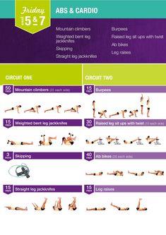 kay itsines bikini body guide week 5 & 7 friday workout Source by Sarahonwater body workout Kayla Workout, Kayla Itsines Workout, 12 Week Workout, 7 Workout, Friday Workout, Workout Schedule, Workout Guide, Workout Calendar, Hiit