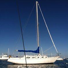 1970 Seafarer 34 Sail Boat For Sale - www.yachtworld.com