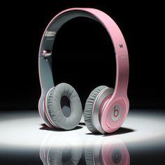 Beats By Dre Solo HD High Definition On-Ear Headphones Pink $108.90