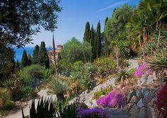 Giardini Botanici Hanbury, Ventimiglia, Liguria