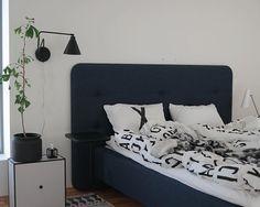 Sweet Dreams 💫💫 . .  #interior4all #scandinaviandesign #homedesign #interiorwarrior #interiordetails #jensenbeds #boligpluss #boliginspiration #boligindretning #boligpluss #boligmagasinet #vakrehjem #rom123 #interiorandhome #scandinaviandesign #homedecor #myhome #designbelysning #interior4you #mitthjem #bedroom #bedroomdecor