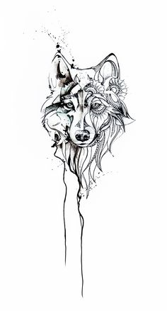 Only Left Side Darker, Messier And The Right Side Color I want this! Only left side darker, messier and the right side color Tattoos And Body Art wolf tattoo Wolf Tattoos, Wrist Tattoos, Body Art Tattoos, Small Tattoos, Sleeve Tattoos, Tatoos, Tattoo Ink, Wolf Tattoo Design, Tattoo Designs