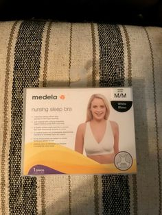 9168ea1e5a9 medela Nursing Sleep Bra in White Size M (32 DD(E) 34 D 36BCD 38 B C     fashion  clothing  shoes  accessories  womensclothing  maternity (ebay  link)