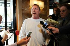 Oakland Raiders owner Mark Davis makes presentation to NFL owners