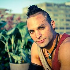 Will the real Vaas Montenegro please step forward? #Far Cry 3