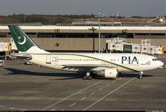 Airbus A310-324/ET - Pakistan International Airlines - PIA | Aviation Photo #4157823 | Airliners.net