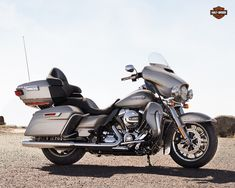 Harley Davidson - Electra Glide Ultra Classic Low