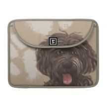 Labradoodle Dog Print Macbook Sleeve Sleeves For MacBook Pro