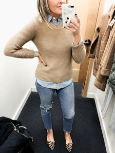 Flawless Summer Outfits Ideas For Slim Women That Looks Cool - Oscilling Mode Outfits, Casual Outfits, Fashion Outfits, Womens Fashion, Fashion Trends, Ladies Fashion, J Crew Outfits, Fashion 2016, Fall Fashion Women