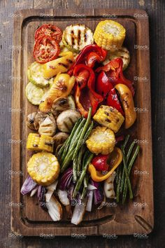 You were yummy. ---Prepare a Grilled Vegetable Antipasto with Urban Accents Isle of Capri Seasoned Salt, a blend of Mediterranean sea salt, garlic & crushed red pepper. Antipasto Recipes, Antipasto Platter, Meat Platter, Vegetarian Recipes, Cooking Recipes, Healthy Recipes, Oats Recipes, Meal Recipes, Kitchen Recipes