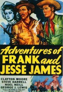 Adventures of Frank & Jesse James (1948)