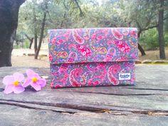 Funda ipad. Roseville Precio: 20,00€ #handmade #accesories #cachemir #fundaipadodors