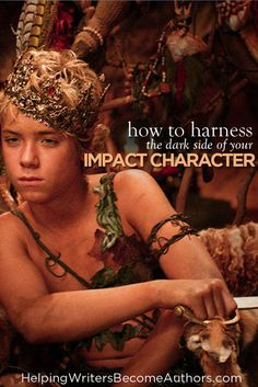 How to Harness the Dark Side of Your Impact Character via K.M. Weiland