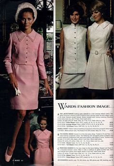 Vintage wardrobe wards montgomery