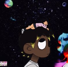 my friend made this for me w/my crush in it Vs The World, Lil Uzi Vert, My Crush, Rage, Disney Characters, Fictional Characters, Disney Princess, People, Fantasy Characters