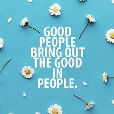 Be a good person. (via @mindbodygreen)