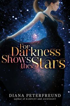 Lil' Rae of Sunshine: Book Review: For Darkness Shows the Stars