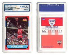 MICHAEL JORDAN 1996-97 Fleer ULTRA DECADE Excellence Rookie Card #U4 GEM MINT 10    eBay