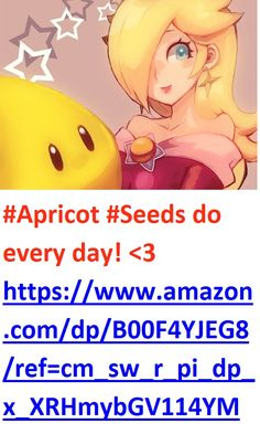#Apricot #Seeds do every day! <3 https://www.amazon.com/dp/B00F4YJEG8/ref=cm_sw_r_pi_dp_x_XRHmybGV114YM