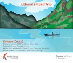 Ultimate Road Trip - Kodagu #RoadTrip #WaterSports #Trekking #Temples #WaterFalls #Nature
