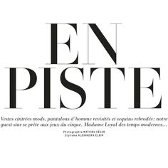 en piste camille rowe by mathieu cesar for l'officiel paris... ❤ liked on Polyvore featuring articles and words