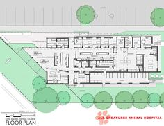 All Creatures Animal Hospital in Stuart, Florida | Hospital Design