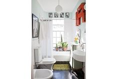 15 ideas para renovar tu baño  . Foto:Archivo LIVING